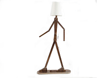 Lampe personnage